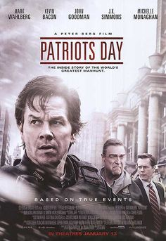 Patriots Day Movie Poster (#2 of 2) - IMP Awards