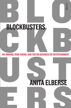 In this book, Anita Elberse explains a powerful truth about the fiercely competitive world of entertainment: building a business around blockbuster products—the movies, television shows, songs, and books that are hugely expensive to produce and market—is the surest path to long-term success. Cote 1-4201 ELB