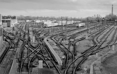 Toronto Transit Commission, Yards  Sean Galbraith