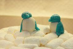 Verschneite Iglu-Torte | Rezepte rund ums Backen von Muffins, Cupcakes, Kuchen &Co. auf nachtbacken.wordpress.com