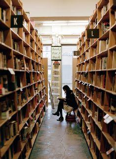 bookstore, P. H. Fitzgerald
