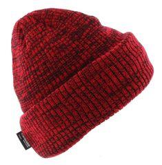 American Flag Thin Red Line Firefighter Unisex 3D Knitted Hat Skull Hat Beanie Cap