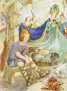 Anne Anderson, the illustrator: her personal tale, books, illustrations and…