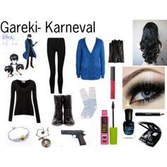 Casual Cosplay- Gareki from Karneval