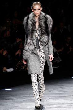 Roberto Cavalli Fall 2014 Ready-to-Wear Fashion Show - Lexi Boling