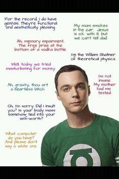 The Sheldon Cooper:The Ultimate Nerd