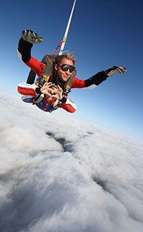 saut en parachute yosemite