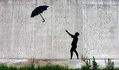 Banksy Helps Us Remember Katrina