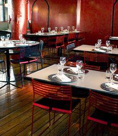 Batofar - Restaurant