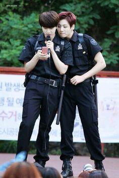 Jin & jungkook