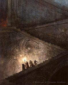 Art by William O'Connor