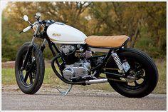 Maria Motorcycles '80 XS 650E - 'Eva' - Pipeburn - Purveyors of Classic Motorcycles, Cafe Racers & Custom motorbikes