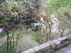 Innovative cheap garden arch