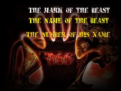 "Prophecy Watch :: PROPHECY TOPICAL :: The ""Mark of the Beast"" :: ""What is the mark of the beast (666)?"" Got Q"
