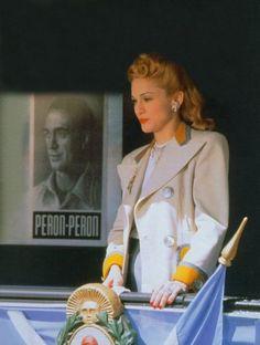 madonna as Eva Peron Madonna, Divas Pop, Hollywood Costume, World Movies, Movie Costumes, Bedtime Stories, Material Girls, Costume Design, Musicals