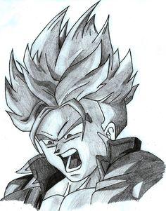 Trunks Dragon Ball ZGokuTrunksDragonsDragon