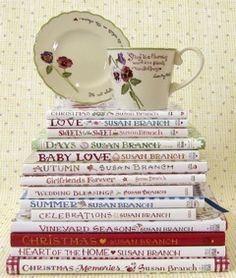 I love, love, love Susan Branch books!