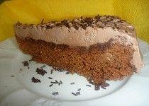 Sacherův dort z mikrovlnky Tiramisu, Hamburger, Food And Drink, Pudding, Cake, Ethnic Recipes, Per Diem, Pie Cake, Pastel