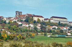 Langres - one of my favorite cities.  This is where the Fromage de Langres comes from. Delicious