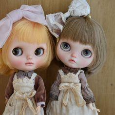 ❤︎  …Renata and Dayo♡  @betty_chie