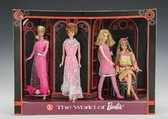 a very rare Barbie retail display set, 1968 - to be sold in my auction on the 8th June 2016 at www.specialauctionservices.com