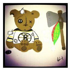 We beat the Bruins! #becauseitsthecup!