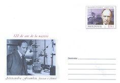 Fizicianul chişinăuian Alexandru Frumkin