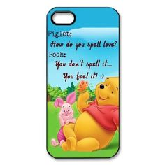 Mystic Zone Piglet from Winnie the Pooh iPhone 5 Case for iPhone 5 Cover Cartoon Fits Case Apple Iphone 5, Iphone 4s, Iphone Cases, Winnie The Pooh Background, Winne The Pooh, Galaxy Note 7, Ipod Touch 6th, Cute Phone Cases, Samsung Galaxy S6