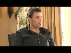 Tony Robbins explains how to train yourself to take action - YouTube