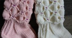 Caritan helmisukkaohje 0-6 kk vanhoille lapsille Knitting Socks, Leg Warmers, Fingerless Gloves, Diy Projects, Fashion, Knit Socks, Leg Warmers Outfit, Fingerless Mitts, Moda