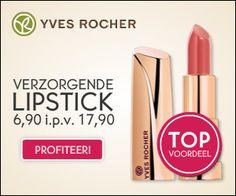 Een knalrode lipstick voor slechts € 6,90 Yves Rocher, Lipstick, Beauty, Beleza, Lipsticks, Cosmetology
