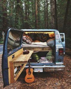 Camping Spots, Camping Car, Camping Hacks, Camping Ideas, Vw Bus, Wordpress Theme, Humboldt Redwoods State Park, Van Life Blog, Life Hacks