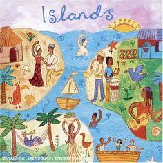 Putumayo Home | Dimple Records - Putumayo Presents : Islands