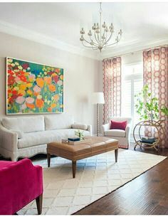 Small Living Room Design, Colourful Living Room, Home Room Design, Home Interior Design, Living Room Designs, India Home Decor, Ethnic Home Decor, Living Room Interior, Home Living Room