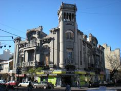 LA PLATA, Argentina. Calle 12 esquina 58 South America, Chile, Spanish, Country, Architecture, Building, Cry, Southern, Travel
