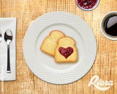 Ideales para tus desayunos y meriendas #TostadasRiera saludables, crocantes, ricas...