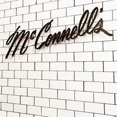 McConnel's - dat lettering doe
