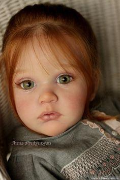 Волшебной красоты девочка реборн Mattia от Анны Арутюнян / Куклы Реборн: изготовление своими руками, фото, мастера / Бэйбики. Куклы фото. Одежда для кукол Bb Reborn, Reborn Toddler Dolls, Reborn Dolls, Baby Dolls, Lifelike Dolls, Pretty Baby, Antique Dolls, American Girl, Daughter