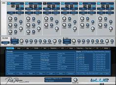 RP BLUE II v1.0.0b WiN R2R magesy.pro