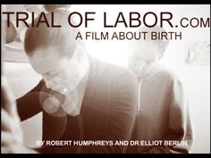 """If your a Mom whose had a cesarean, you know that it is MAJOR abdominal surgery. This one's for you. VBAC moms this means you too, of course. Watch this :) ♥ watch.    """"TRIAL OF LABOR"""" by Robert Humphreys / Dr. Elliot Berlin, via Kickstarter."""