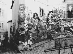 L'Alfama – Lisbonne | via Hello La Roux Blog | 30/01/2015 Sur le blog je vous amène dans le plus vieux quartier lisboète: l'Affama ! #Portugal