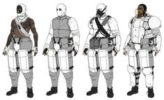 woutergort: character designer