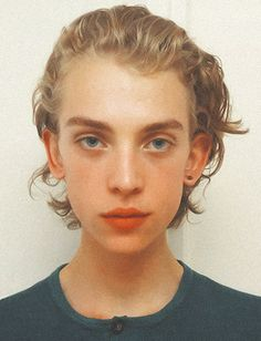 This hairstyle, possibly this face -younger picture of the same face model
