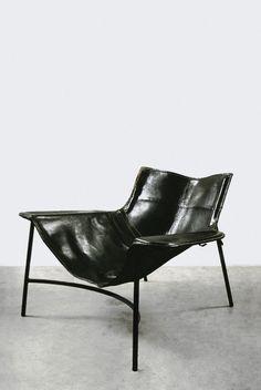 Mathieu Matégot, Osaka armchair, 1954