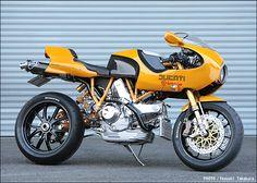 Ducati MH 900E