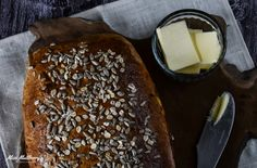 Whole wheat sunflower bread - Miss Mullberry Food Blog