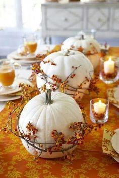 #thanksgiving #tablesetting idea