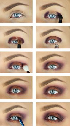 Beauty tutorial, makeup, pictorial, tips