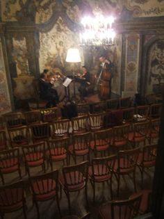 Konzerte im Mozarthaus Mozart Concert Hall, Vienna, Austria