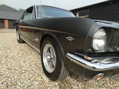 New Ford Mustang, Car Ford, Used Cars, Antique Cars, Steel, Grey, Vintage Cars, Gray, Steel Grades
